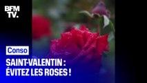 Pourquoi faut-il éviter d'offrir des roses pour la Saint-Valentin ?