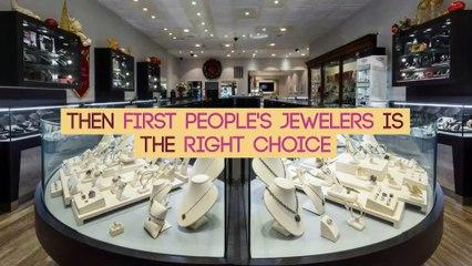 Best Jeweler in Denton | (940) 383-3032 | FirstPeoplesJewelers.com