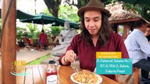 CUMA DI SINI   Makan Mie Jawa Di Jakarta Dengan Suasana Jawa Banget!