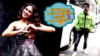 Kartik Aaryan & Sara Ali Khan CRAZIEST Dance On Dheeme Dheeme Song | Indian Idol 11 | Love Aaj Kal 2