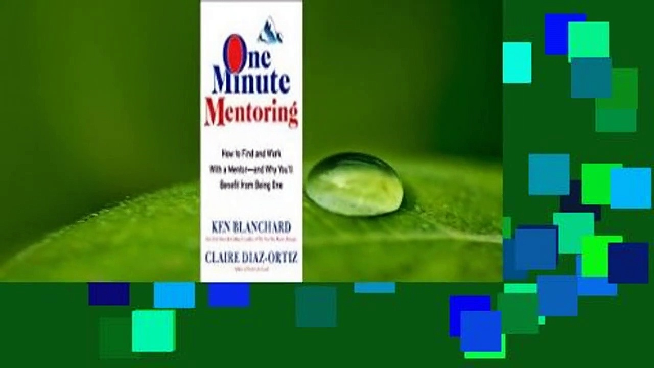 [Read] One Minute Mentoring Complete