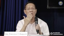Love in the time of coronavirus? Wave hands, blow flying kisses for now, says Duque