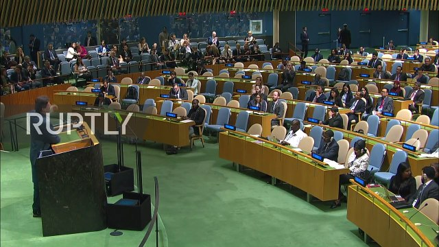 UN- If I was in Kashmir 'I would pick up a gun' - Imran Khan at UNGA