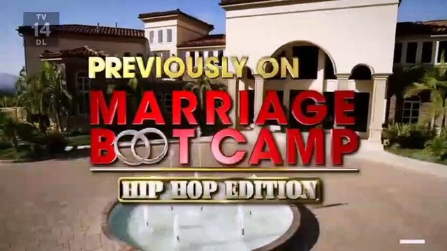 Marriage Boot Camp: Reality Stars S16E02 Hip Hop Edition: Drop the Mic (Feb 13, 2019)