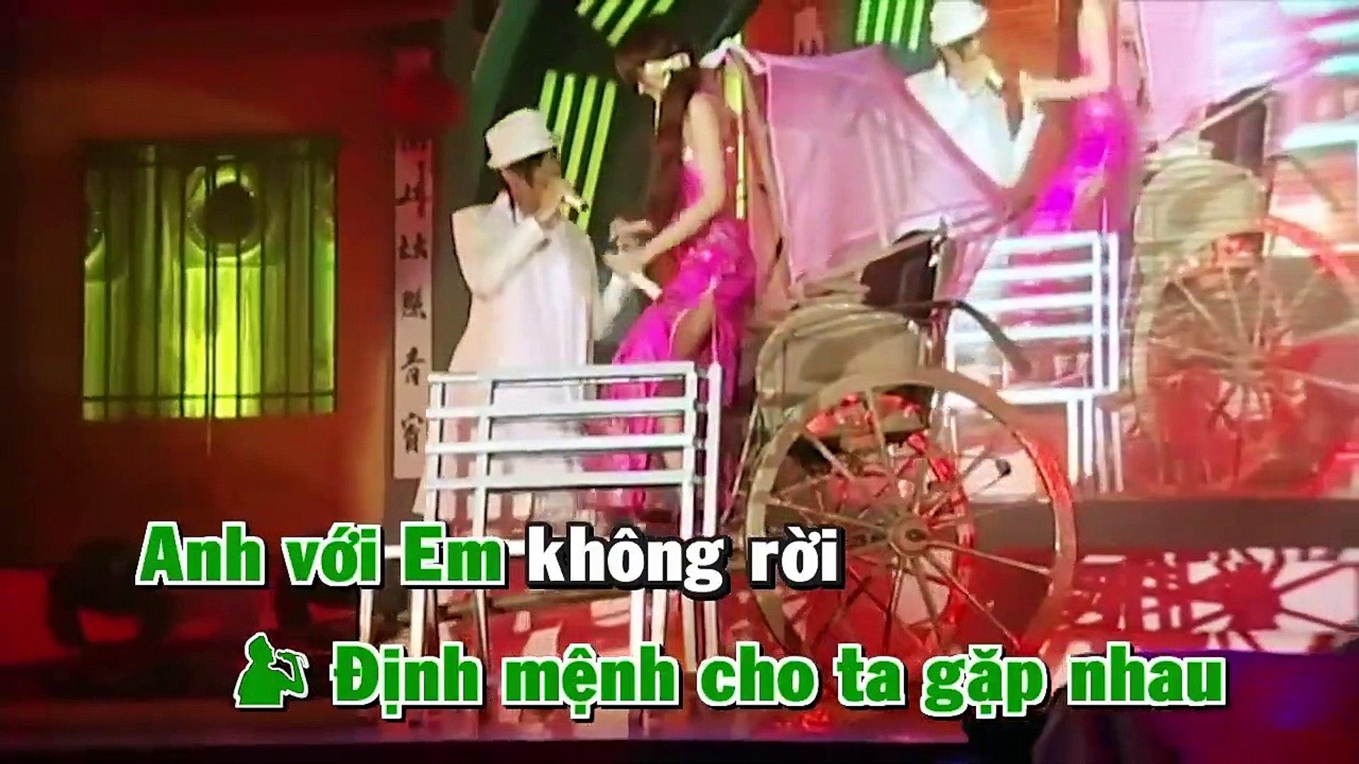 [Karaoke] Định Mệnh Ta Gặp Nhau - Ngô Kiến Huy Ft. Thu Thủy [Beat]