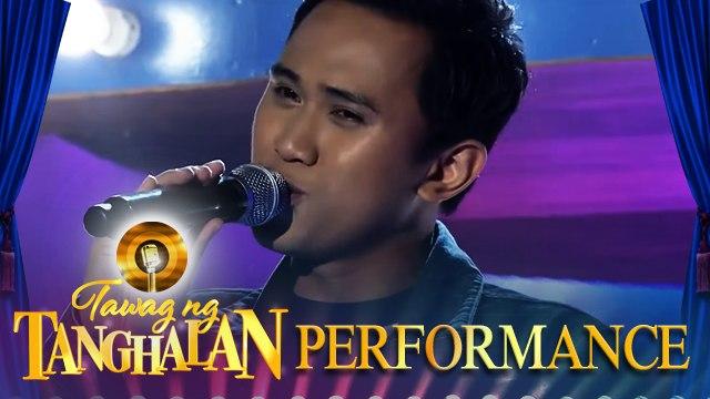 Ivan Navares | Say You Won't Let Go | Tawag ng Tanghalan