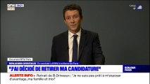 """Benjamin Griveaux évoque des """"attaques ignobles"""" sur sa vie privée et retire sa candidature à la mairie de Paris"""