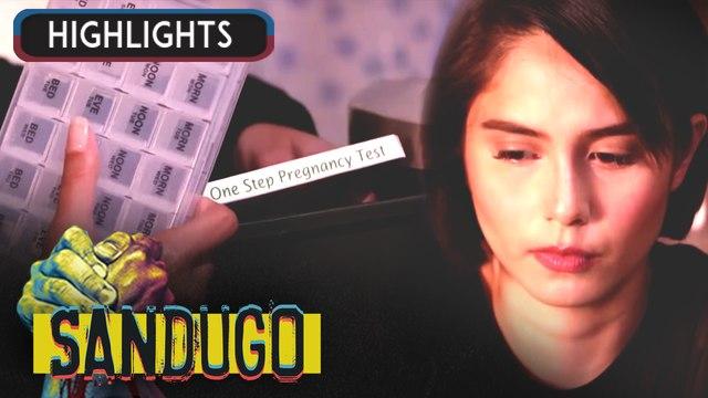 Melissa, nag-alala sa kanyang pagbubuntis | Sandugo
