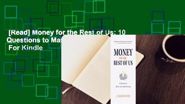 [Read] Money for the Rest of Us: 10 Questions to Master Successful Investing  For Kindle