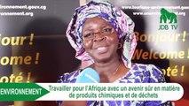 JULIETTE BIAO KOUDENOUKPO: Un avenir sûr pour l'Afrique en matière de produits chimiques et déchets