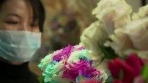 Coronavirus, cruises and hand sanitizer bouquets