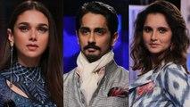 Sania Mirza, Aditi Rao Hydari And Sidharth Walks The Ramp At Lakme Fashion Week