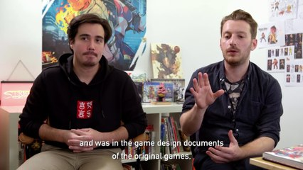 Streets of Rage 4 - Trailer du processus créatif