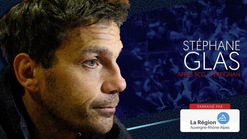 Video : Video - Stéphane Glas : « 4 points pour nous, 0 pour eux : c'est une bonne soirée »