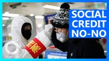Lying about Wuhan virus will kill your social credit score