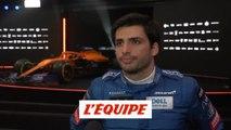 Sainz Jr «2020, l'année pour progresser» - F1 - McLaren