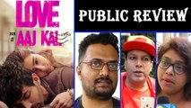 Love Aaj Kal PUBLIC REVIEW| Sara Ali Khan | Kartik Aaryan