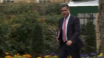 Cabinet ministers arrive at Downing Street for first meeting