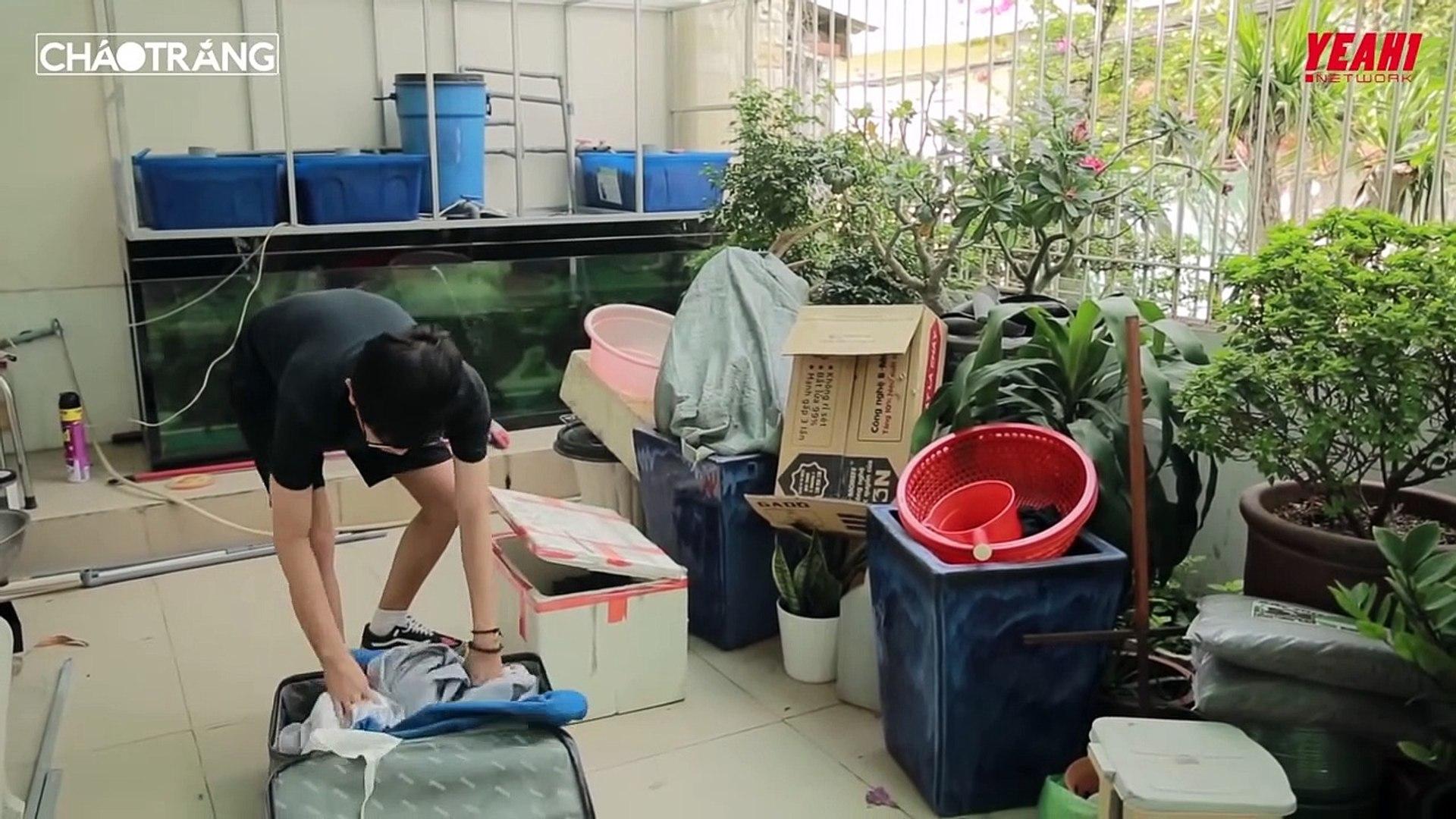 Gã nhà giàu coi thường túi đồ cũ rách vứt cho người nghèo - Phim Ngắn 2019 - Cháo Trắng 17