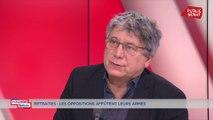 Retraites : « Le 3 mars, il n'y aura pas de vote », pronostique Coquerel