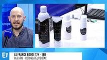 La France bouge : Fab Arm cofondateur Botak, marque de soins pour les crânes chauves