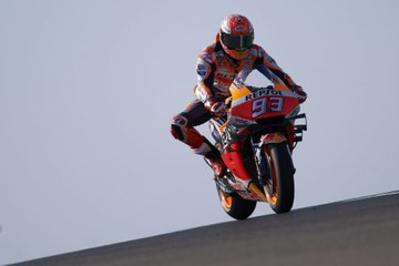Márquez y su posible fichaje por Ducati