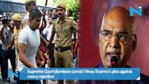 Nirbhaya: SC dismisses convict Vinay's plea against rejection of mercy petition