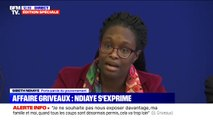 """Sibeth Ndiaye adresse """"un message de soutien fort"""" à Benjamin Griveaux"""