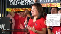 ABS-CBN exec on franchise renewal: 'We're on the side of truth'