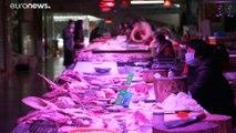 Cina, le città svuotate dal coronavirus