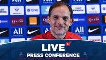 Replay : Conférence de presse de Thomas Tuchel et Leandro Paredes