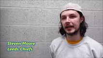 Interview with Leeds Chiefs' Steven Moore