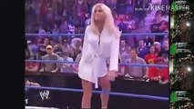 WWE 2020 NEW FIGHT! SMACKDOWN WOMAN SEXY FIGHT_BOOBS PUSHING FIGHT
