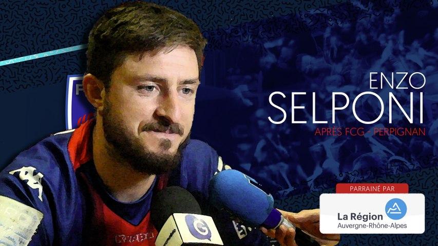 Video : Video - Enzo Selponi : « L'état d'esprit a été remarquable »