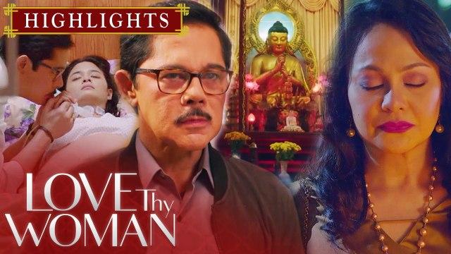 Pamilya Wong, ginawa ang lahat para itaboy ang sumpa | Love Thy Woman