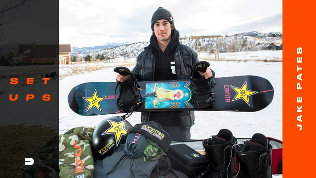 Setups: Chase Josey's Fully Packed Board Bag Has Everything He Needs