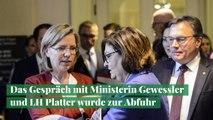Transit-Gespräche wurden zur Abfuhr für Tirol