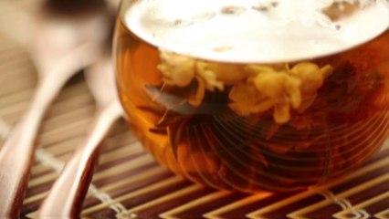 La puissance du thé pour booster le cerveau