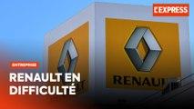 Renault n'exclut pas de fermer des usines après des pertes inédites en 2019