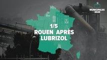 Avant les municipales 2020, on est allés voir les sinistrés de Lubrizol à Rouen