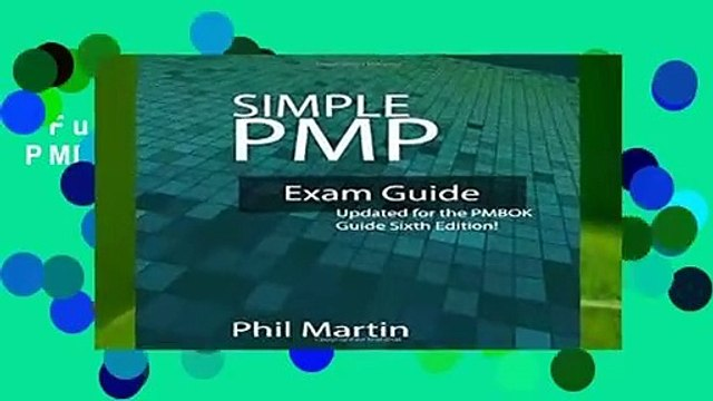Full E-book  Simple PMP  For Kindle