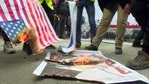 تظاهرة في غزة احتجاجا على «صفقة القرن»