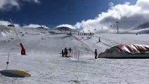 Le Snowpark du Grand-Bornand (Haute-Savoie)