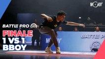 Battle Pro France 2020 - Finale 1 vs 1 B-Boy : Dylan vs Mounir