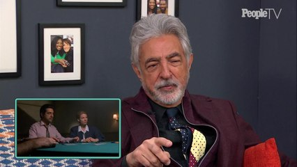 Joe Mantegna's Dialogue from 'House of Games' Was Sampled in a Rock Song