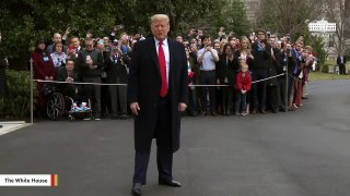 Trump Posts Identical Tweets Within Days Slamming Manchin On Impeachment Vote