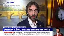 """Retrait de Benjamin Griveaux: Cédric Villani assure que son projet """"reste ouvert à ceux et celles qui souhaitent l'alternance"""""""