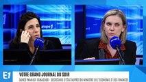 """Agnès Pannier-Runacher : """"cela met la campagne à un niveau de caniveau totalement indécent"""""""