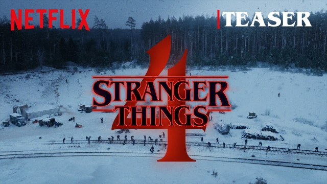 Stranger Things season 4 : Jim Hopper is alive... in Russia - teaser 2020