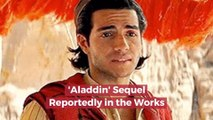 There Are Rumors Of A New Aladdin